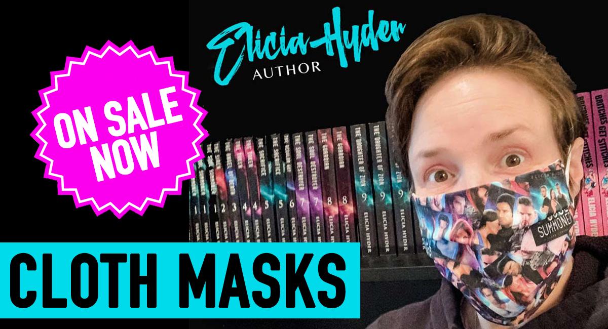 Get a Soul Summoner Cloth Mask!