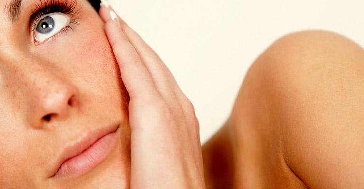 macchie della pelle cause