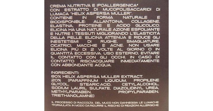 Bagnoschiuma in inglese : Ingredienti cosmetici scopriamo l inci elicina