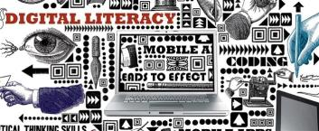 graphic for digital literacy