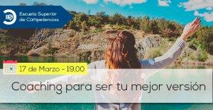 Conferencia Coaching No Directivo en Zaragoza