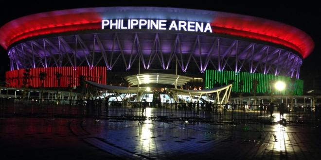 Philippine Arena nabs 2 Guinness World Records