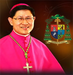 Archbishop Tagle confirms His Holiness Pope Francis to visit the Philippines