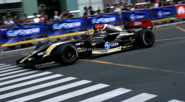 Globe Slipstream roared fast and loud at the BGC
