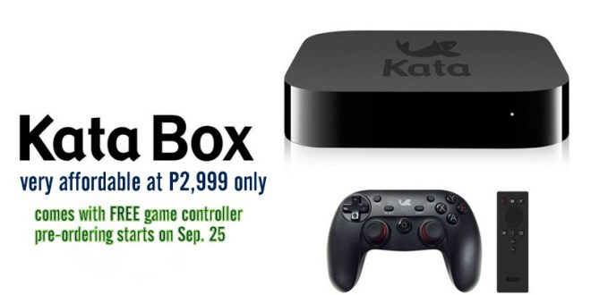 Kata Box unleashes the power of its all-in-one set-top-box