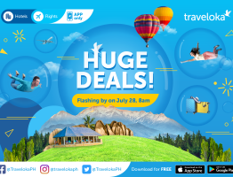 Traveloka upcoming Flash Sale with no booking fee