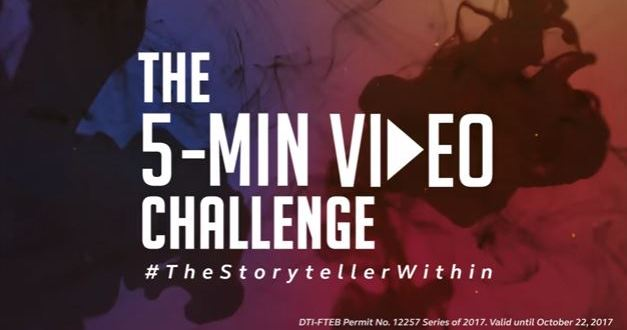 Singtel launches the 5-minute video challenge