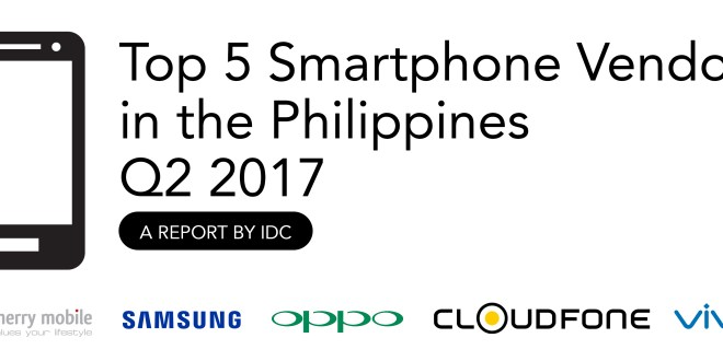 CLOUDFONE nabs post in Top 5 smartphone in Philippines