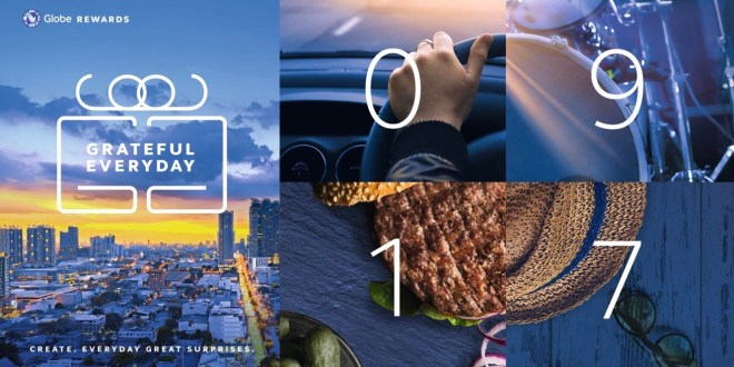 Globe Rewards launches the best perks for the 917 celebration