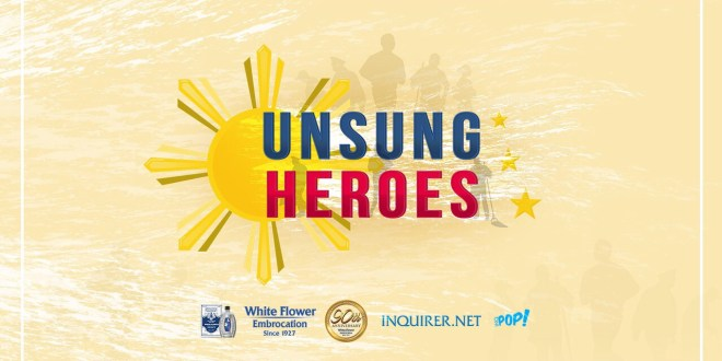 Unsung heroes honored by White Flower