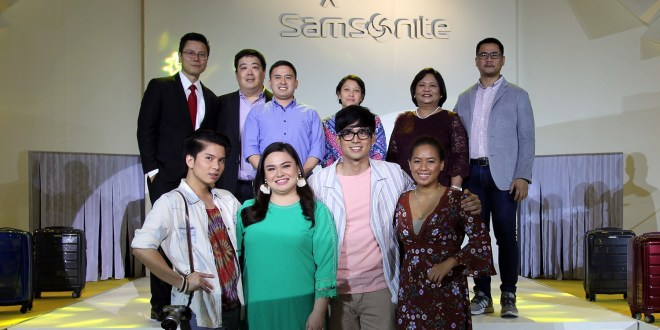 Acer partners with Samsonite for its #CarryOn Back-to-School Promo