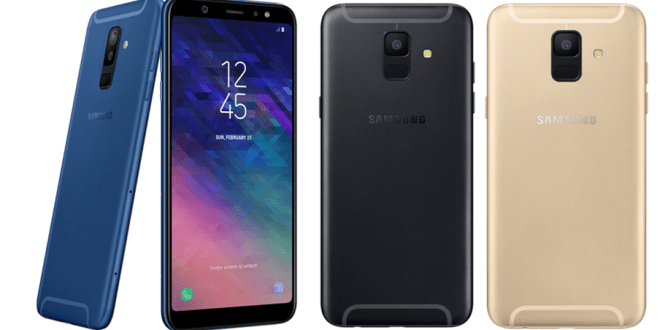 Samsung Galaxy A6 and A6+ now available in the Philippines