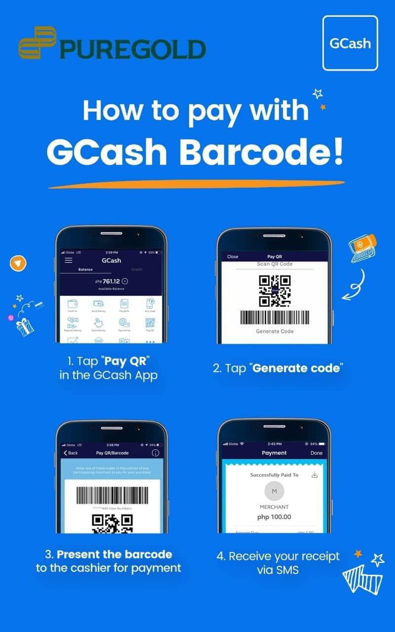 GCash and Puregold pioneers another cashless shopping
