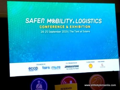 Safer mobility logistics conference