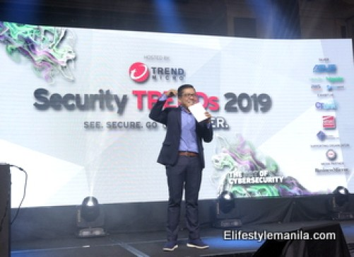 Global cybersecurity solutions provider sheds light to the most serious cyberthreats in premier industry conference Security TRENDs 2019.