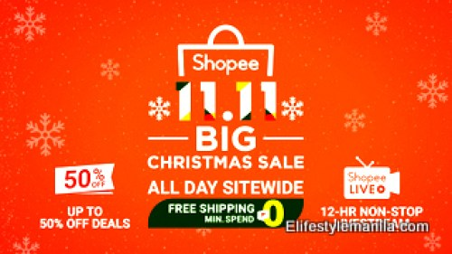Shopee Big Christmas Sale