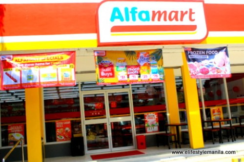 SM Investments ALFAMART branches out nationwide