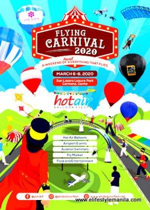 Philippine International HotAir Balloon Fiesta