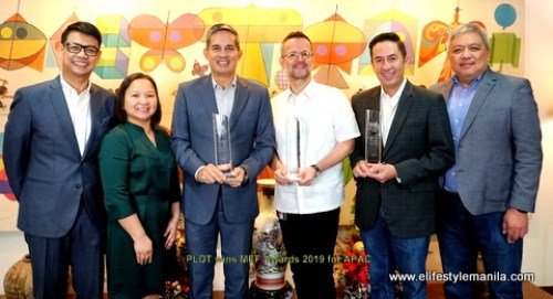 PLDT wins MEF awards for 9 consecutive years