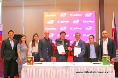 Signing of partnership of LexMeet and Mega Global Corporation