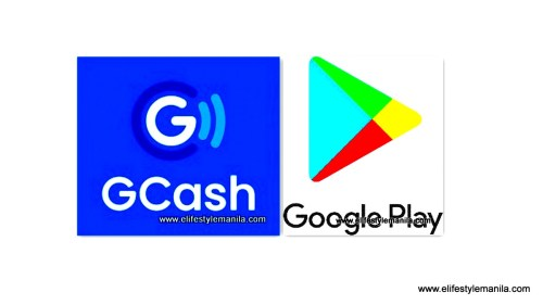 GCash for GOOGLE play and YOUTUBE