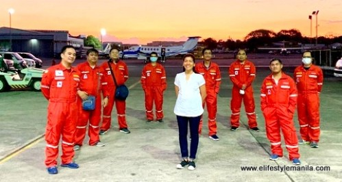 SHELL Philippines Quick response to COVID-19