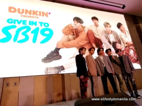 Dunkin' presents SB19 biggest concert at the Big Dome