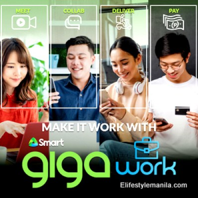 Work From Home with SMART GIGA WORK