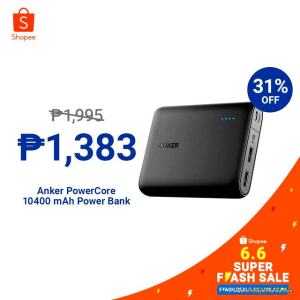 Shopee 6.6 Father's Day Super Sale!