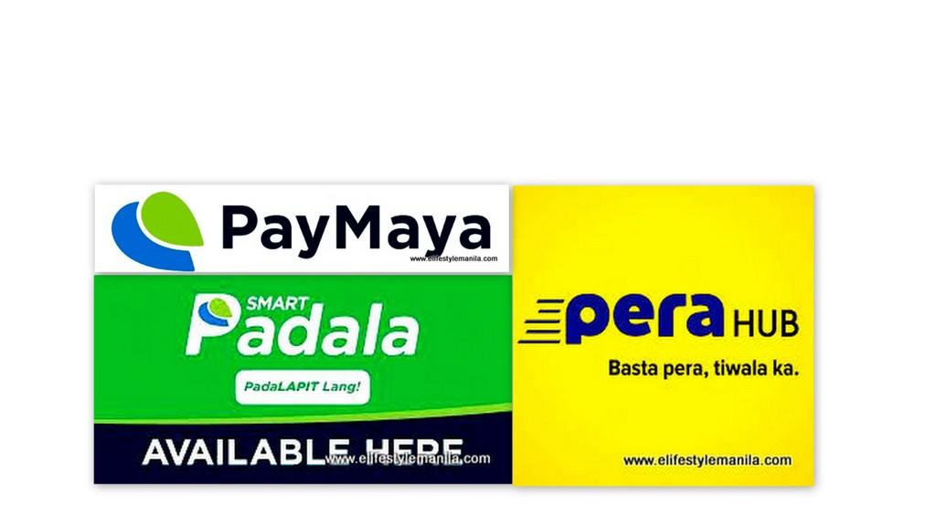 Paymaya, Smart Padala and PeraHub