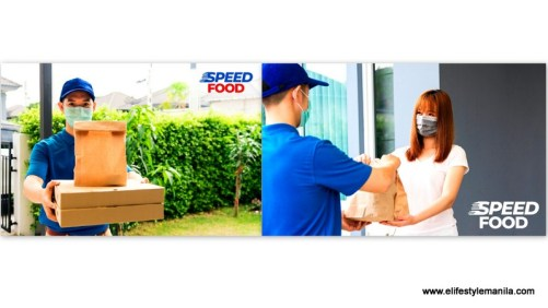 SPEEDFOOD by AIRSPEED