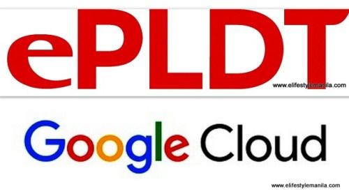 ePLDT and Google