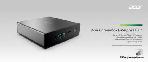 Acer Chromebox Enterprise