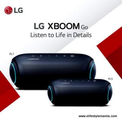 LG and Wish 107.5