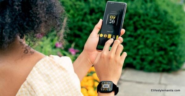 OPPO smartwatch W6
