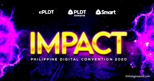 PLDT IMPACT Philippine Digital Convention 2020