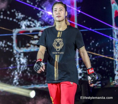 One Championship Meng Bo from China