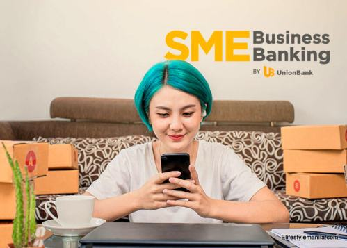 Unionbank business banking app launched