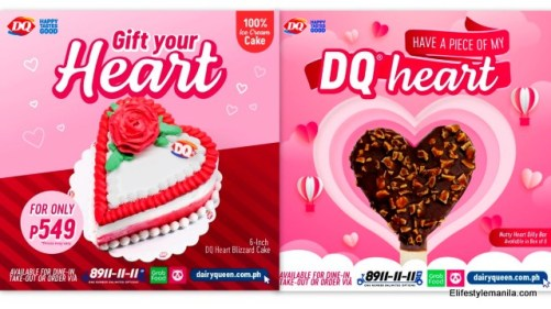 Dairy Queen Valentine promo