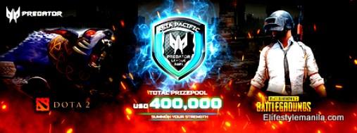 APAC Acer Predator League 2020/21