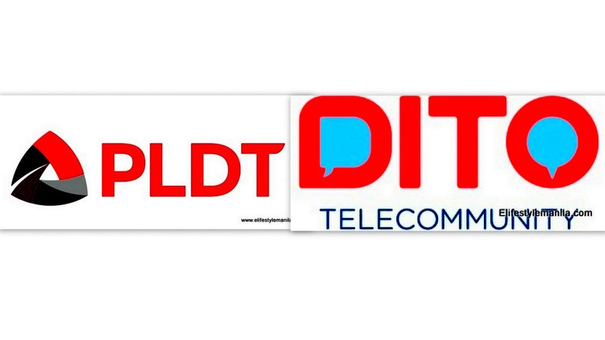 PLDT and DITO Telecommunity