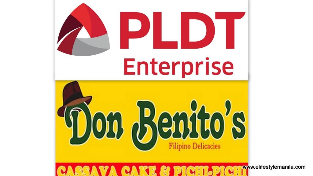 PLDT Enterprise and Don Benito's