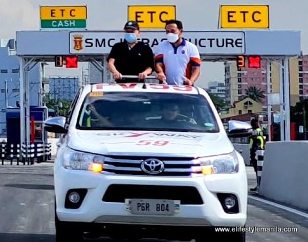 SMC Skyway 3 Nagtahan exit opens