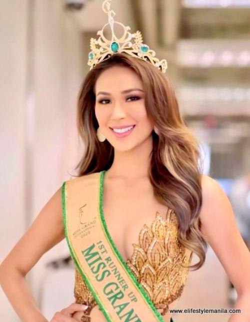 Miss Grand International First Runner-up Samantha Bernardo