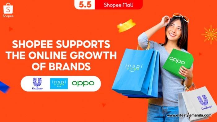 Shopee 5.5 Sale