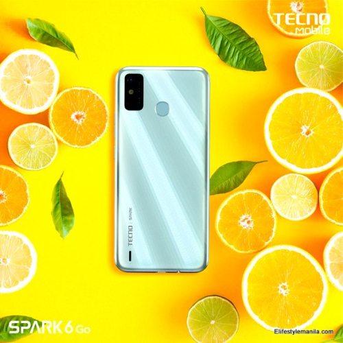 Tecno Mobile Spark 6 Go and Spark 6 Air
