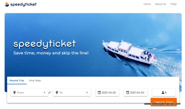 Speedy Ticket powered by 917Ventures