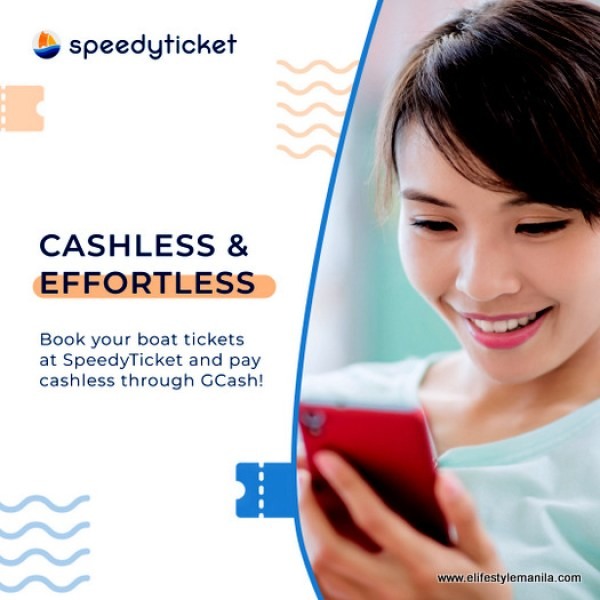 Speedy Ticket - powered by 917Ventures and GCash
