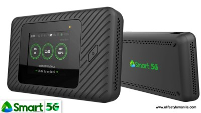 Smart 5G rocket WiFi