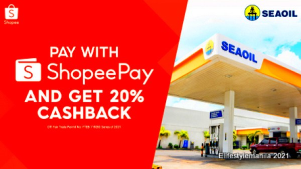 ShopeePay at SEAOIL
